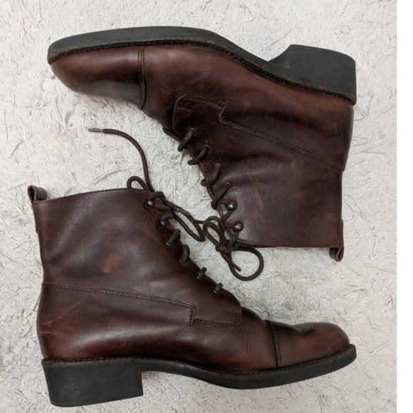 Chaussures bottine femme - retro classe qSiBUGTB